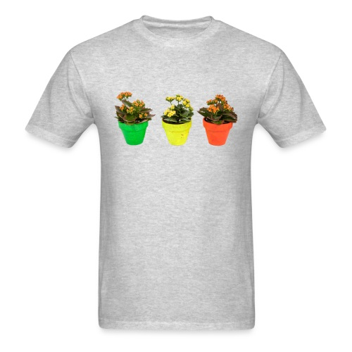 The  I got three plants! shirt - Men's T-Shirt
