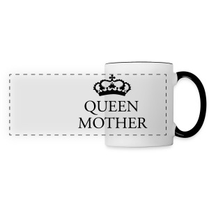 Queen Mother - Panoramic Mug