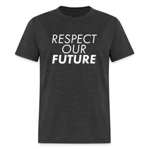 Respect Our Future 1 - Men's T-Shirt