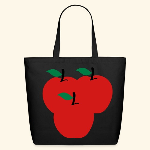 Apples - Eco-Friendly Cotton Tote