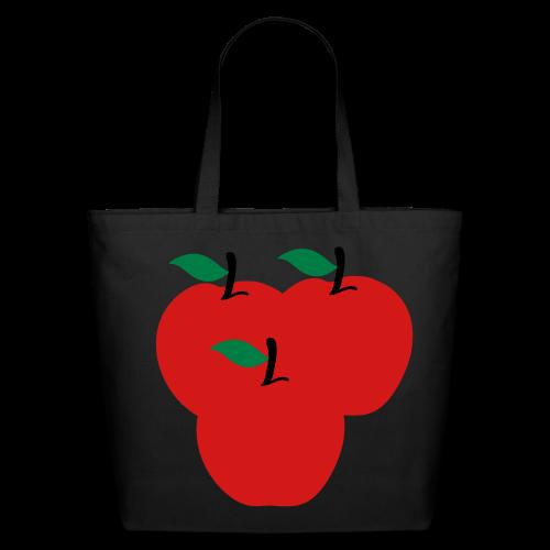 Apples - Eco-Friendly Cotton Tote