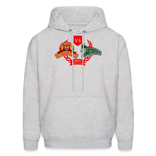 Trustbusters vs Robber Barons [bustersvsbarons] - Men's Hoodie