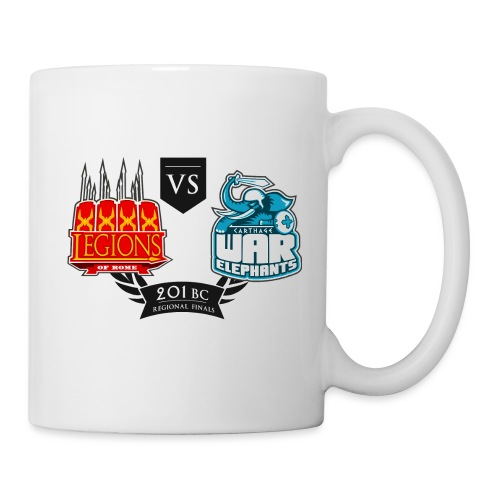 [legionsvswarelephants] - Coffee/Tea Mug
