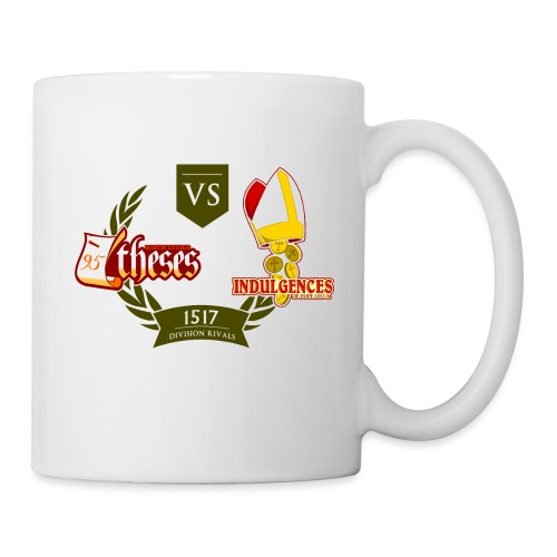 [thesesvsindulgences] - Coffee/Tea Mug