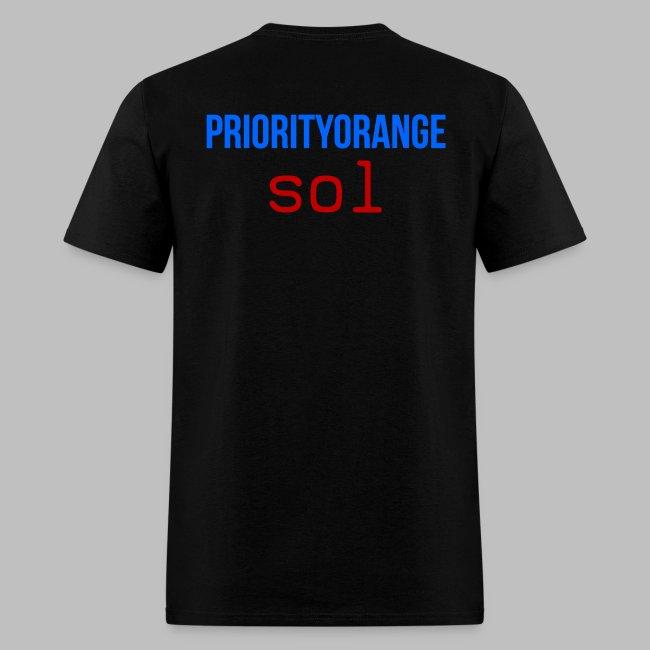 Mens Sol Cover T-Shirt