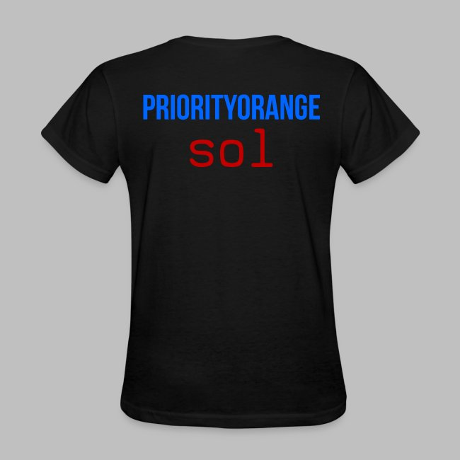 Ladies Sol Cover T-Shirt