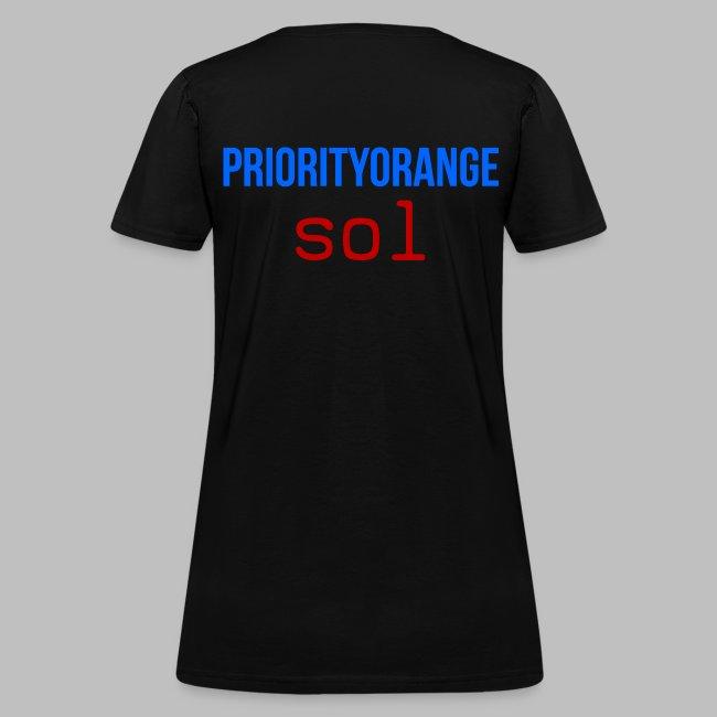Ladies Sol Cover T-Shirt