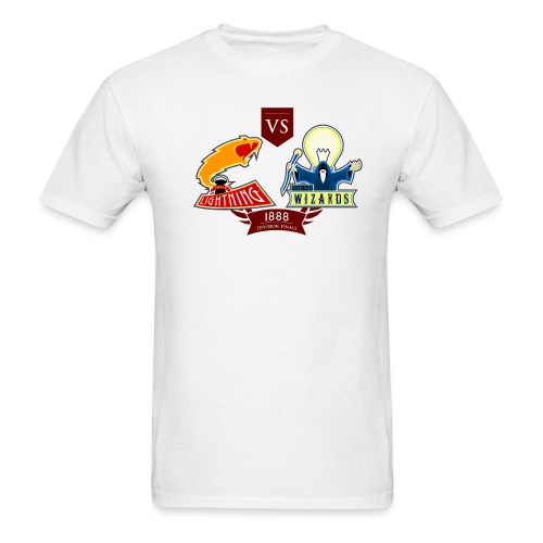 [lightningvswizards] - Men's T-Shirt