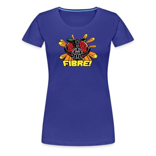 FIBRE! Womens - Women's Premium T-Shirt