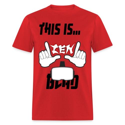 Official Lokey Games This is zen blad Men's T-Shirt - Men's T-Shirt
