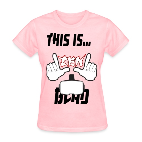 Official Lokey Games This is zen blad Women's T-Shirt - Women's T-Shirt