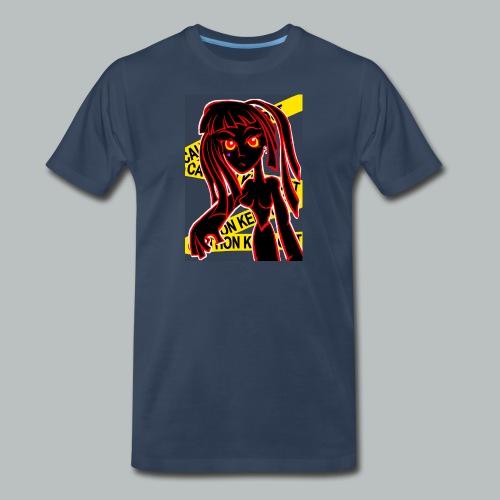 Red Eyes - Men's Premium T-Shirt