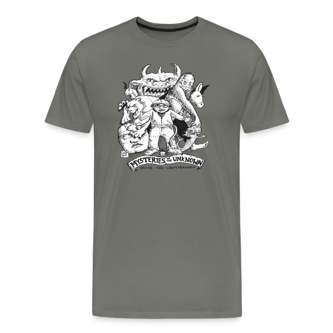 Mysteries of the Unknow Carpetbagger T-Shirt
