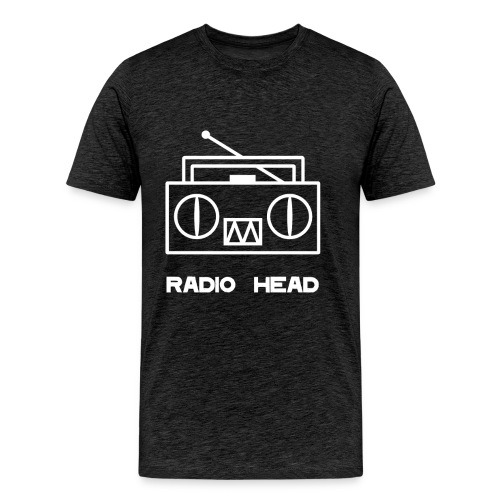 Radio Head T-Shirt - Men's Premium T-Shirt