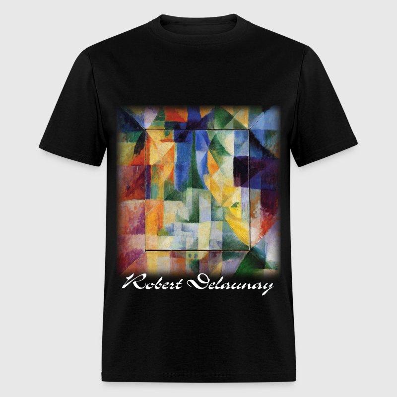 Delaunay simultaneous windows - Robert Delaunay Simultaneous Windows On T Shirt Spreadshirt