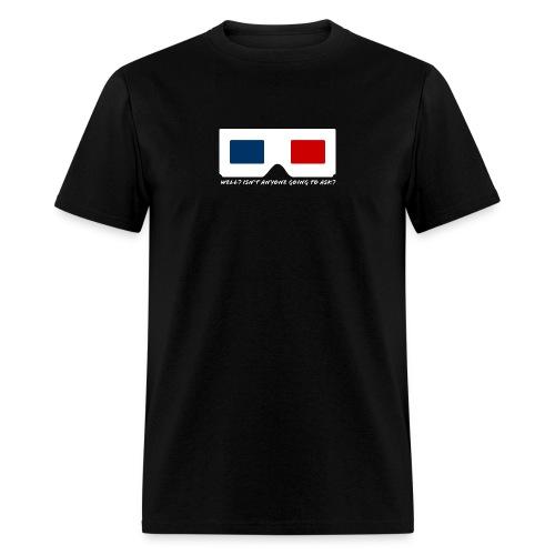 Ten's 3D Glasses- Mens - Men's T-Shirt