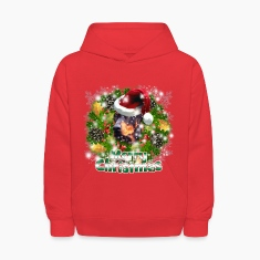 Merry Christmas Doberman Sweatshirts