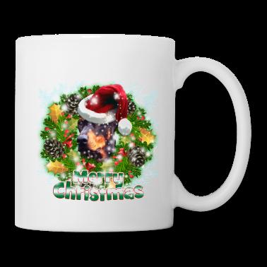 Merry Christmas Doberman Accessories