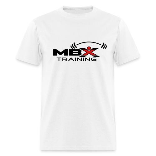 Men's Basic T- White - Men's T-Shirt