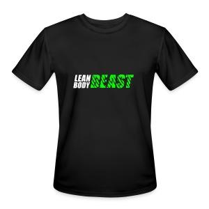 Lean Body Beast - Performance Shirt - Men's Moisture Wicking Performance T-Shirt