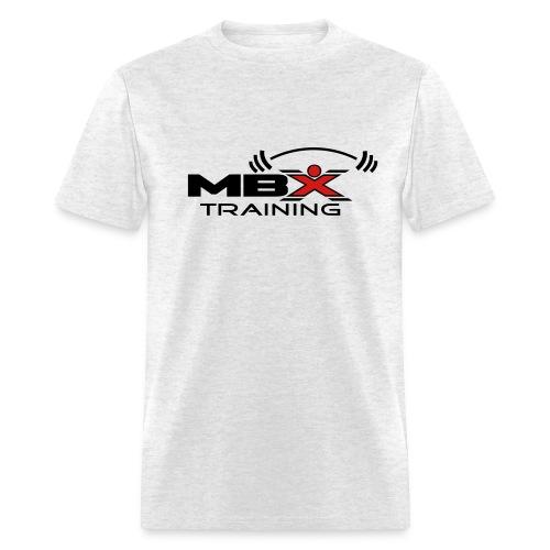 Men's Basic T- Grey - Men's T-Shirt