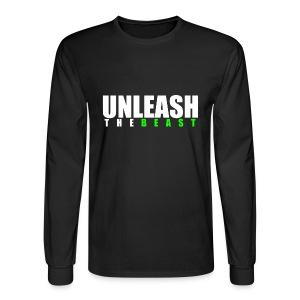 Unleash The Beast - Men's Long Sleeve T-Shirt - Men's Long Sleeve T-Shirt