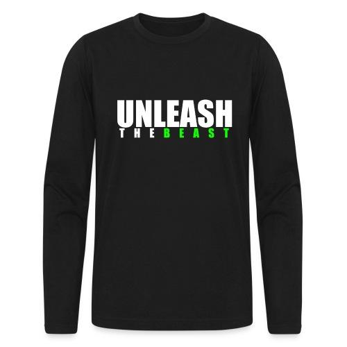 Unleash The Beast - Men's Long Sleeve T-Shirt - Men's Long Sleeve T-Shirt by Next Level