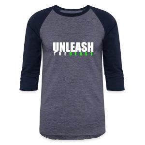 Unleash The Beast - Baseball T-Shirt - Baseball T-Shirt