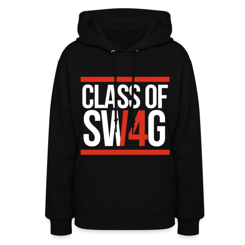 Class of Swag Red Women  - Women's Hoodie