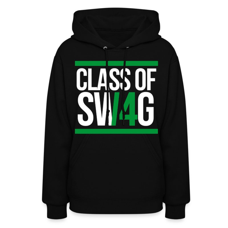 Class of Swag Green Women  - Women's Hoodie
