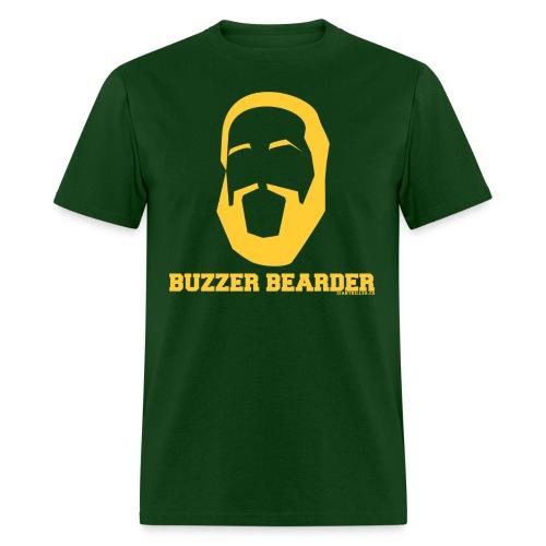Buzzer Bearder T-Shirt - Men's T-Shirt