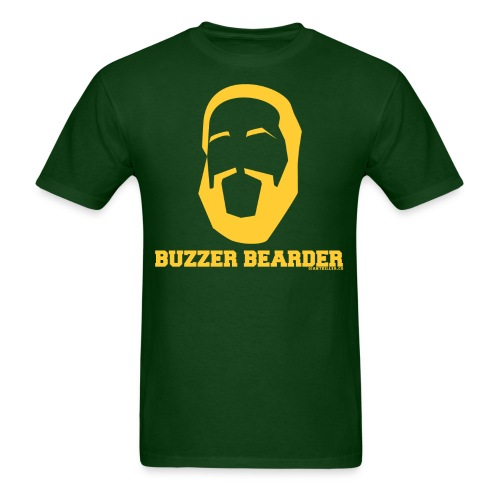 Buzzer Bearder T-Shirt - Men's T-Shirt