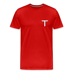 Pocket Logo T Shirt - Men's Premium T-Shirt