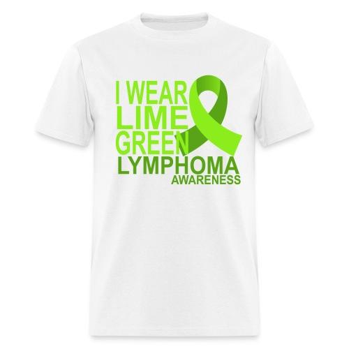 Lymphoma Awareness - Men's T-Shirt