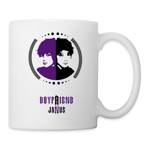BOYFRIEND- Janus Coin Mug - Coffee/Tea Mug