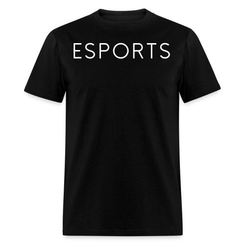 ESPORTS 2018 Purist - Men's T-Shirt