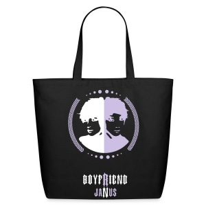 BOYFRIEND- Janus Coin Tote - Eco-Friendly Cotton Tote