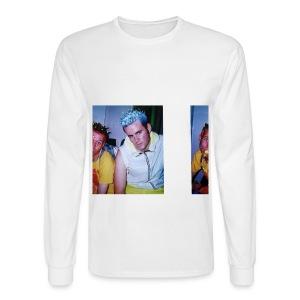 Never Trust A DJ - Men's Long Sleeve T-Shirt