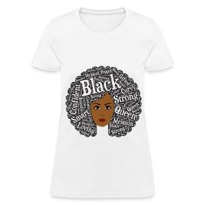 Black Queen - Women's T-Shirt