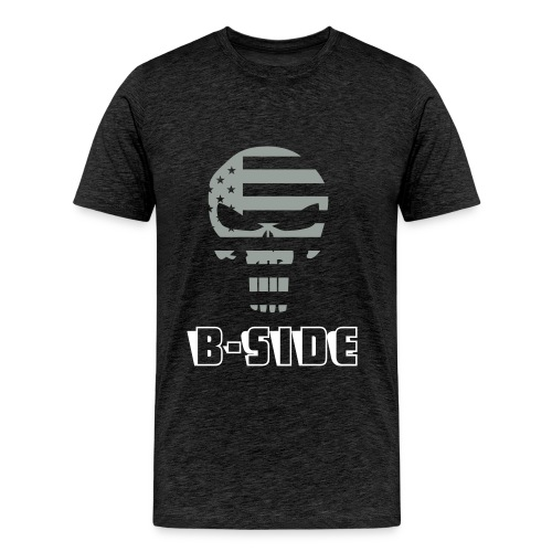 B-SIDE | T-SHIRT - Men's Premium T-Shirt