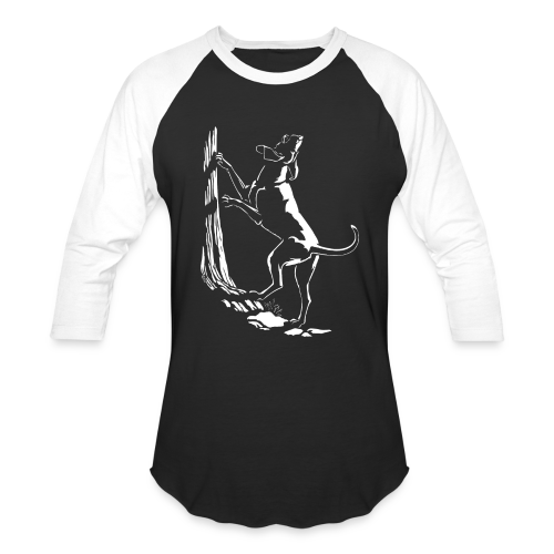 Hound Dog Shirt Hunting Dog Gifts Women's - Baseball T-Shirt