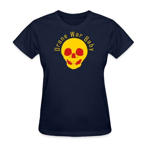 Drone War Baby - Women's T-Shirt