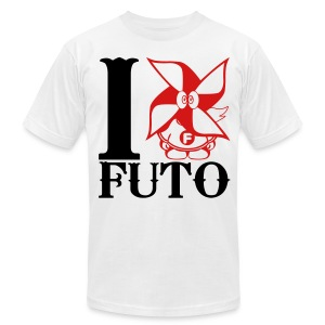 I (Heart) Futo Shirt - Men's T-Shirt by American Apparel