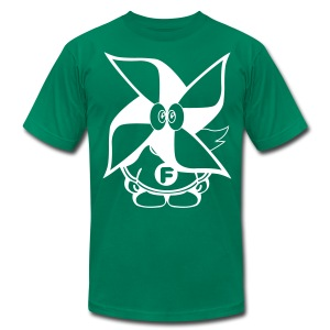 Futo-kun Shirt - Men's T-Shirt by American Apparel