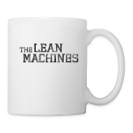 Mugs & Drinkware ~ Coffee/Tea Mug ~ The Lean Machines Mug - White