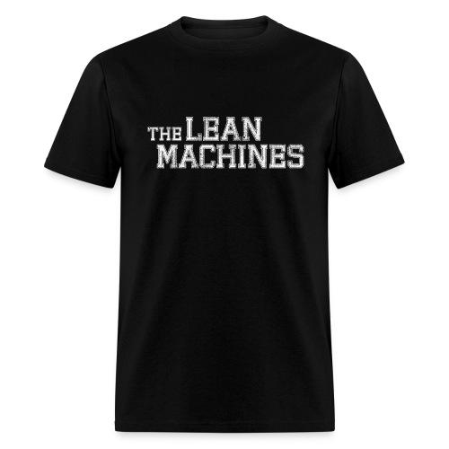 The Lean Machines Men's T-Shirt - Black - Men's T-Shirt