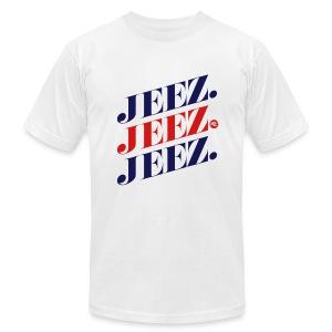 Jeez Guys (Men's T-Shirt) - Men's Fine Jersey T-Shirt