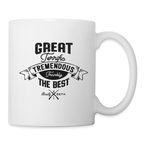 Frankly, the Best (Mug, Black Print)  - Coffee/Tea Mug