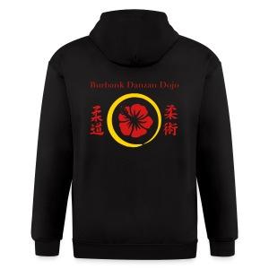 Color hoodie - Men's Zip Hoodie
