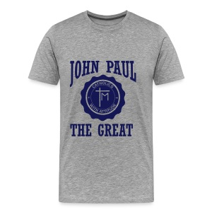 JOHN PAUL THE GREAT - Men's Premium T-Shirt